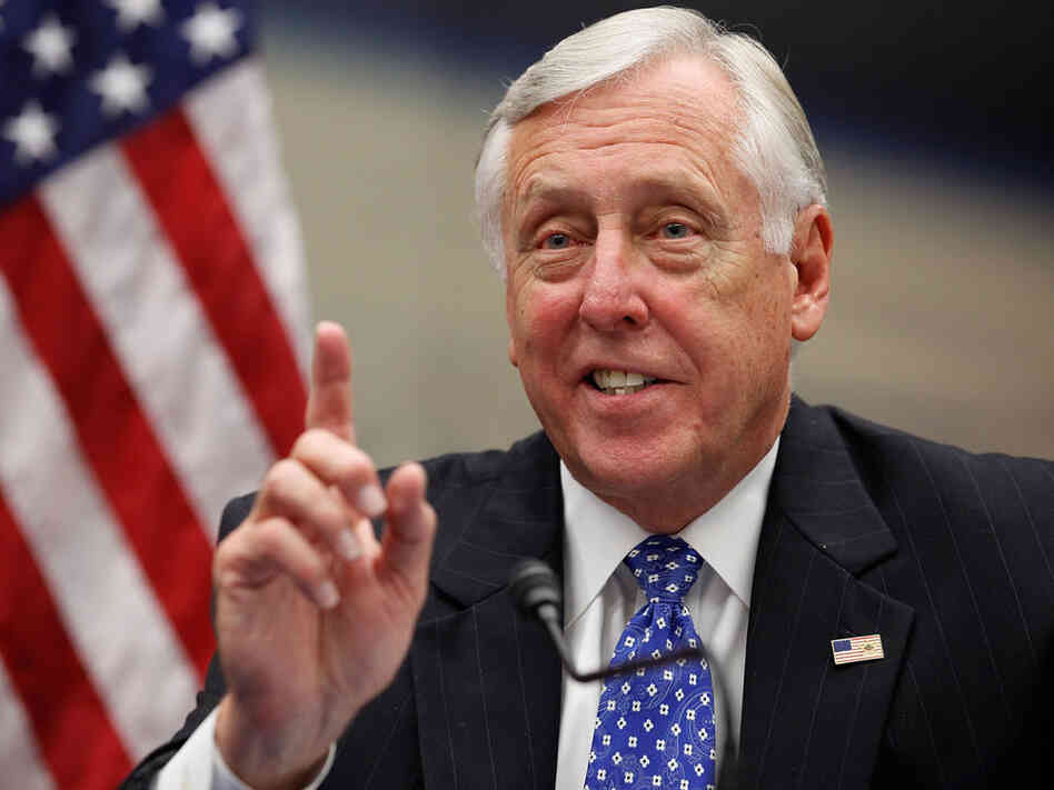 House Majority Leader Steny Hoyer (D-MD)