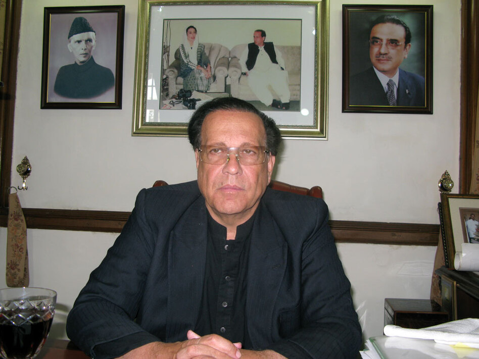 "Salmaan Taseer is the governor of Punjab province, where Human Rights Watch says ""social persecution and legal  discrimination against religious minorities has become particularly widespread.""  Taseer has earned the wrath of Muslim fundamentalists for defending Asia Bibi  as a poor Christian woman who should never have been charged and should be  pardoned. He's calling for amendments to the country's strict blasphemy laws. (NPR)"