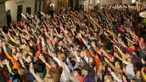 Planning A Flash Mob? Better Keep It Quiet