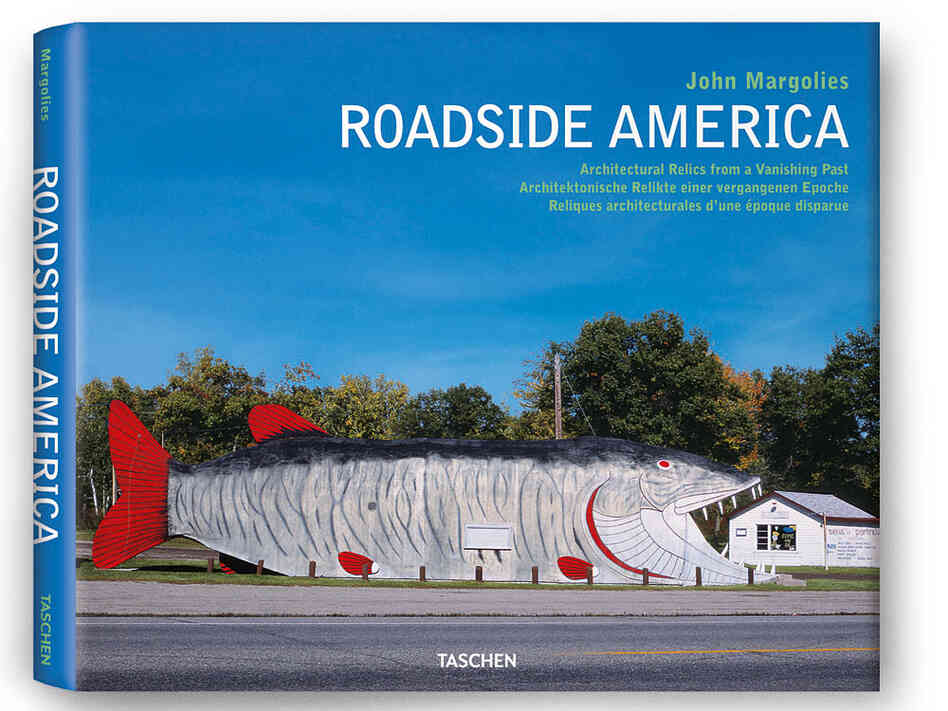 John Margolies' photo book, 'Roadside America'