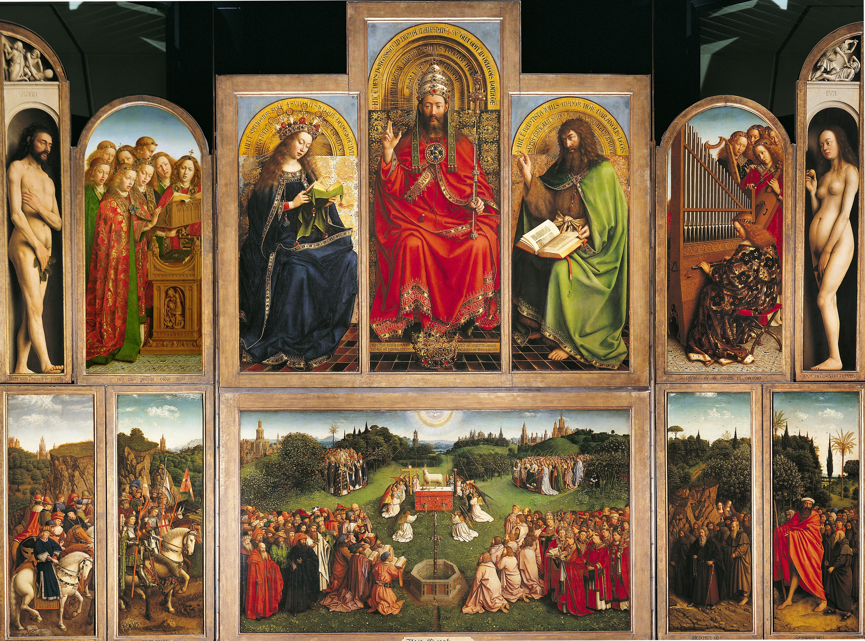 the life and influence of jan van eyck in the painting world Names and biography you can choose different indexes such as country or technique to check the misuse of privilege in society up an interactive study a study of the.