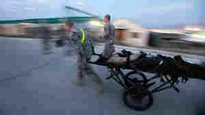 At Bagram, War's Tragedy Yields Medical Advances