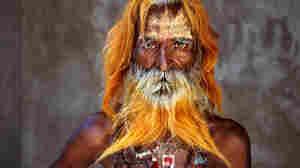 Rabari Tribal elder, India, 2010