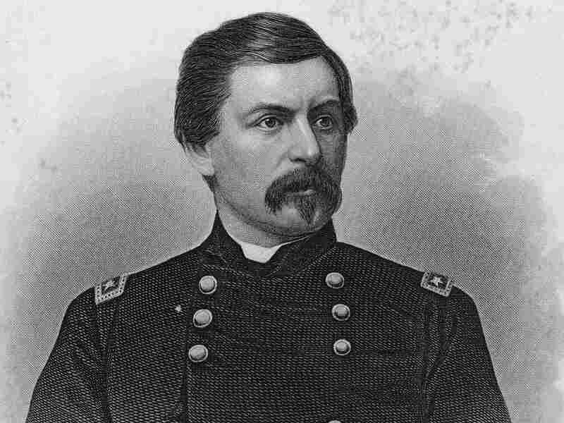 Maj. Gen. George McClellan.