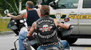 Feds Peel Back Chrome On Motorcycle Gangs