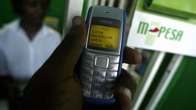 Mobile Money Revolution Aids Kenya's Poor : NPR