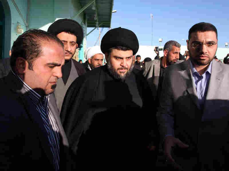 Anti-American cleric Muqtada al-Sadr returns to Iraq from exile in Iran