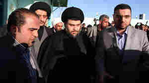 After Exile, Sadr Vows To Resist U.S., Help Iraqis