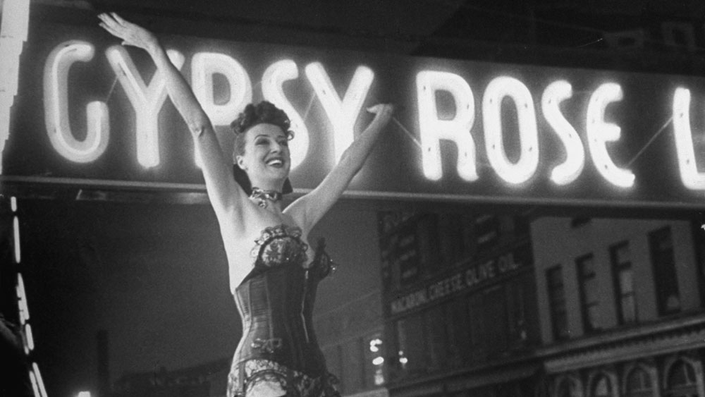 gypsy rose lee trouble with angels