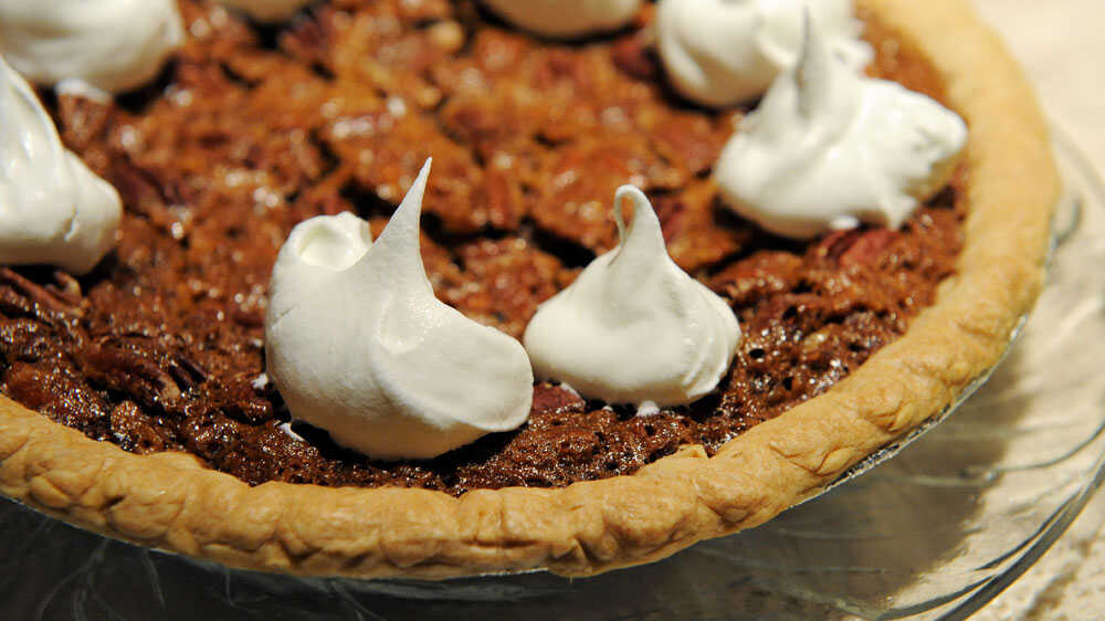 Chef Jeff's Soul Food Museum Holiday Pecan Pie