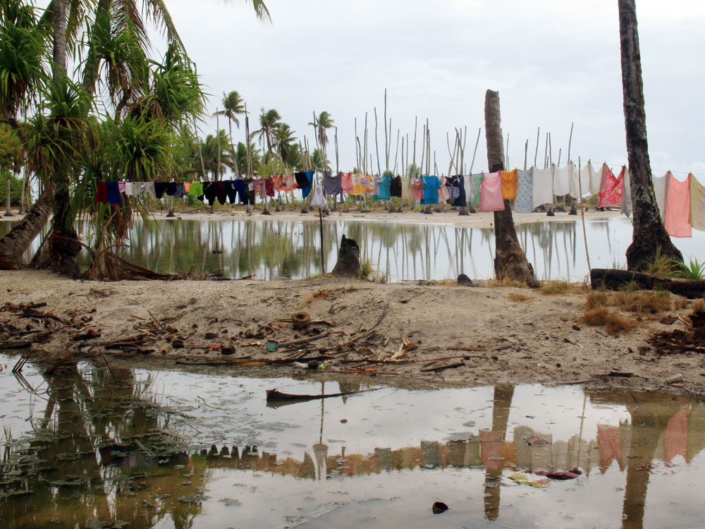 Climate Change And Faith Collide In Kiribati