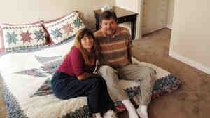 Philip Doud and his girlfriend, Cathy Espong