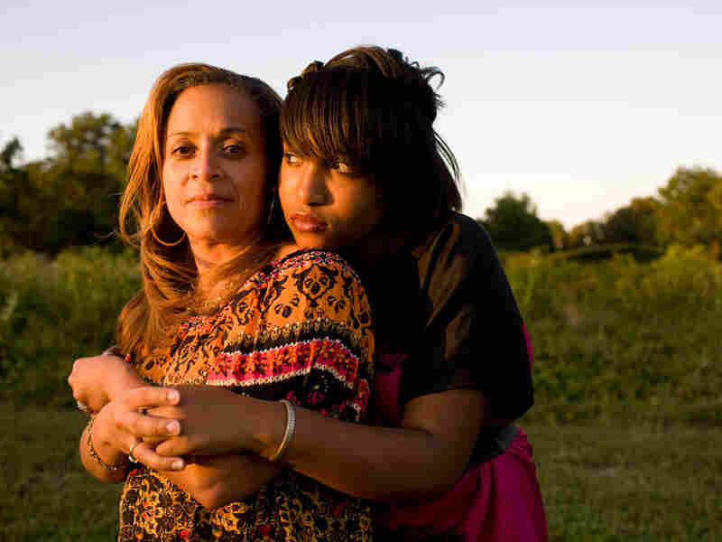 Rhonda Dorsey, pictured with her daughter Toni.