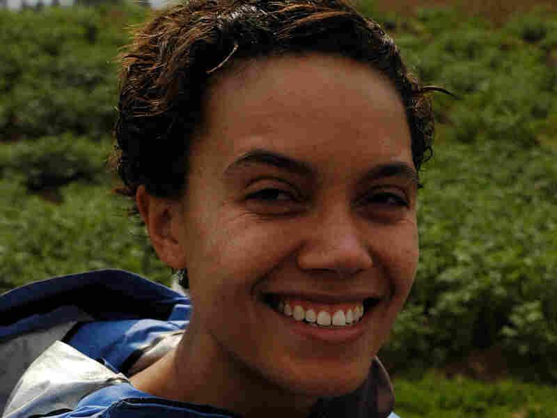Erin Marie Williams in Rwanda