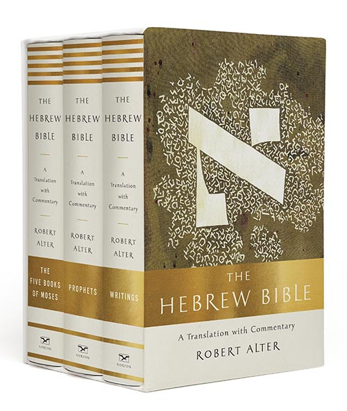 After 24 Years, Scholar Completes 3,000-Page Translation Of The Hebrew Bible