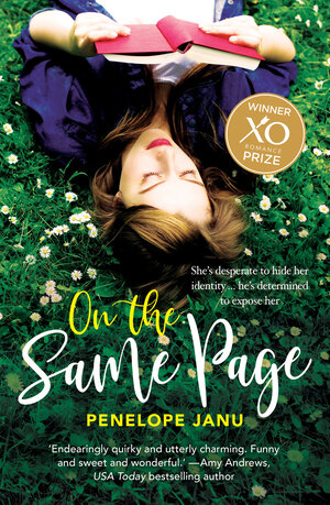 On the Same Page, by Penelope Janu