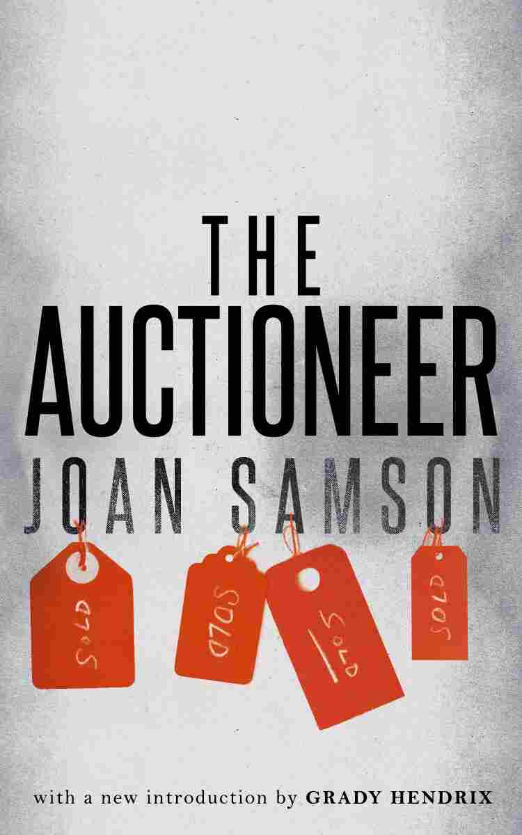 The Auctioneer, by Joan Samson