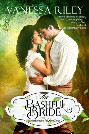 The Bashful Bride, by Vanessa Riley