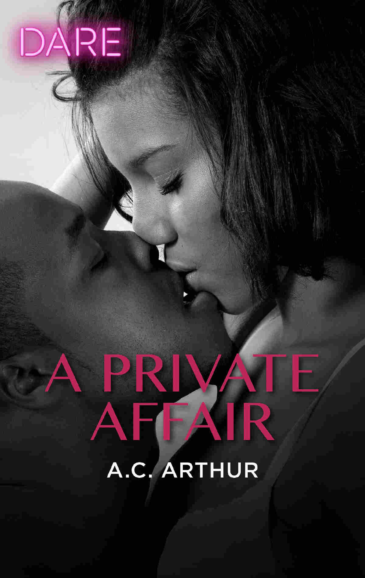 A Private Affair, by A.C. Arthur