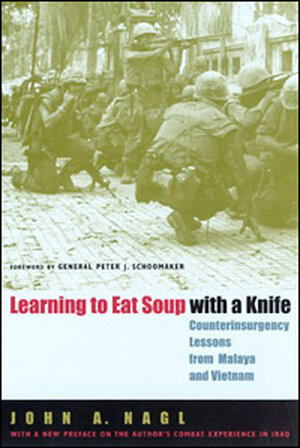 'Learning to Eat Soup with a Knife'
