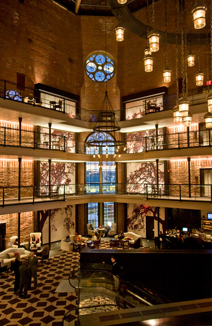 Boston Radio Stations >> Boston's Liberty Hotel: A Captivating Destination : The ...