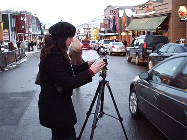 Cause Collective Shoots Sundance with Gigapan