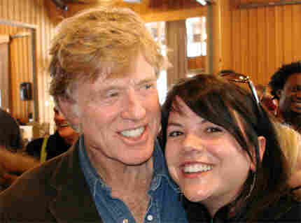 Cause Collective Meets Robert Redford at Sundance