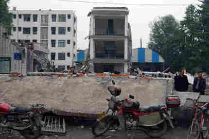 Bei Chuan buildings