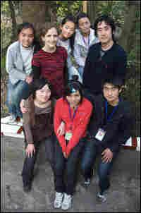 Afterquake team.