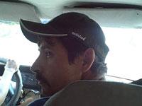 Farmworker Felipe Jesus Perez