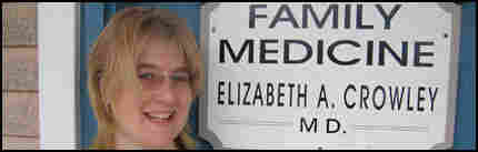 Dr. Elizabeth BOOTS Crowley
