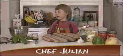 Chef Julian