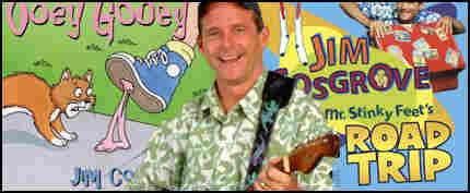Jim Cosgrove, Mr. Stinky Feet