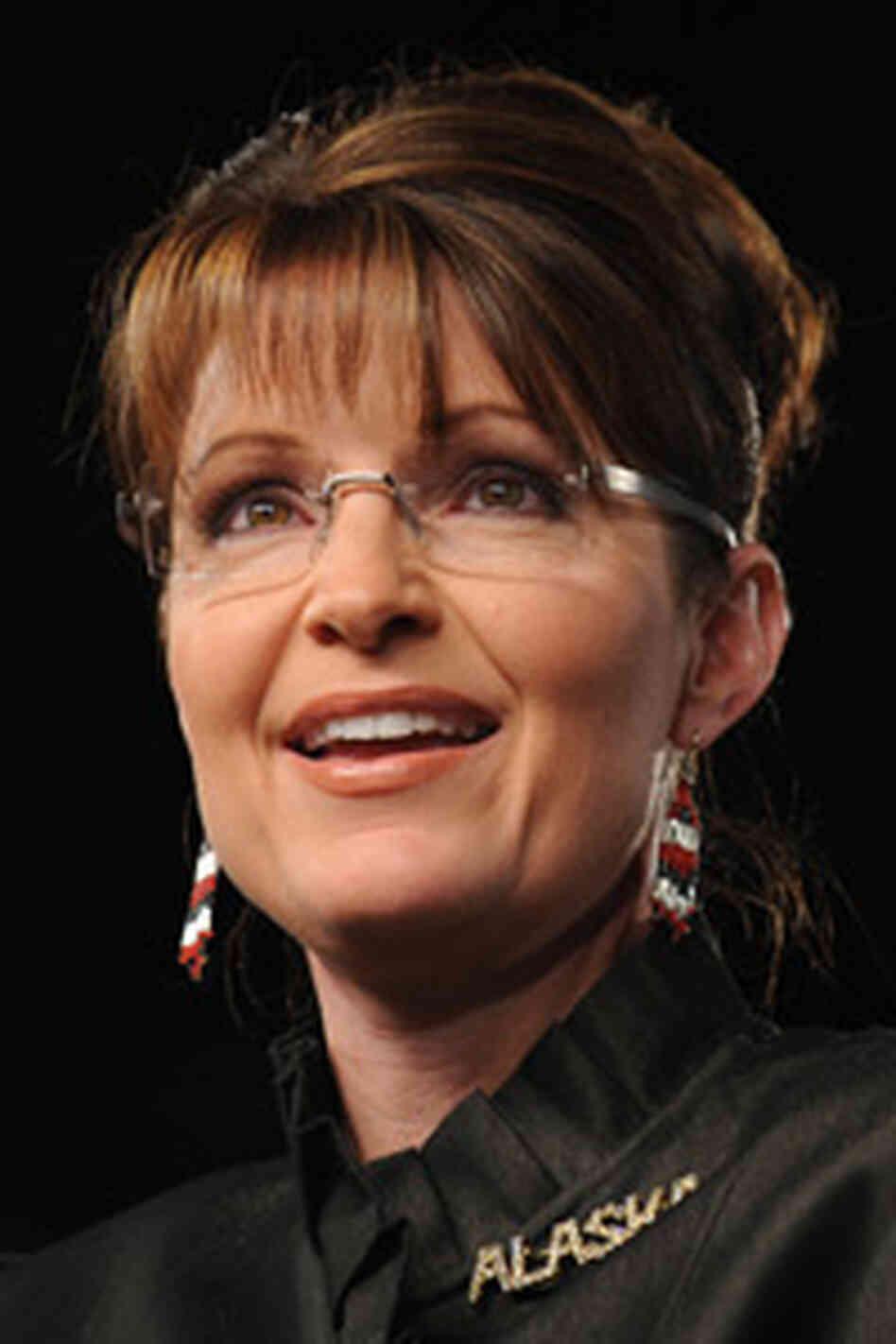 Lunch Break: Sarah Palin's Tanning Bed : Planet Money : NPR