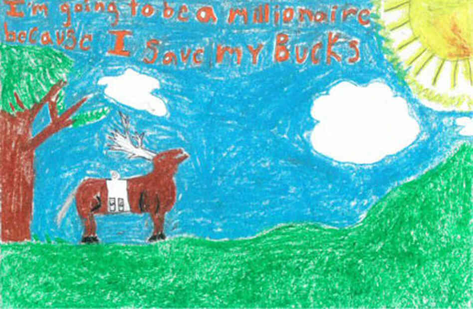 Kids Make The Darndest Financial Responsibility Posters ...