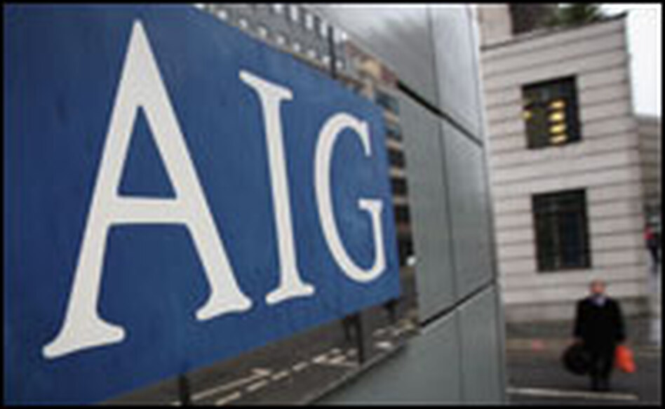 With offices, assets and contracts around the world, AIG posed a threat to the global financial system.