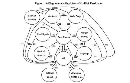 Co-risk feedbacks