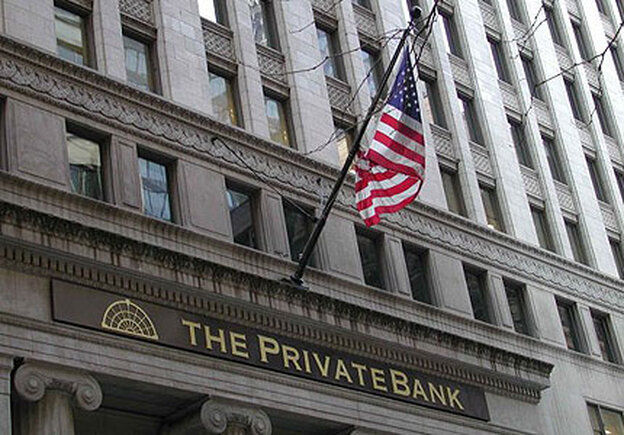 The Private Bank on LaSalle Street