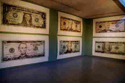 Yan Pei-Ming at San Francisco Art Institute
