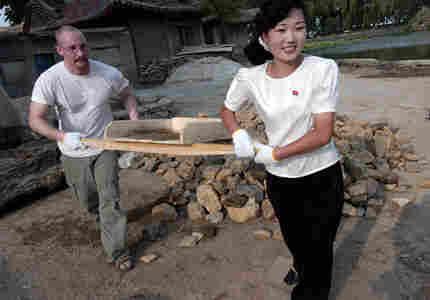North Korea work