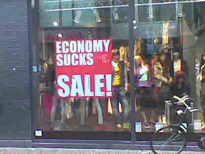 Economy sucks sale
