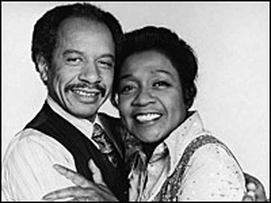 Sherman Hemsley played George Jefferson in 'The Jeffersons'