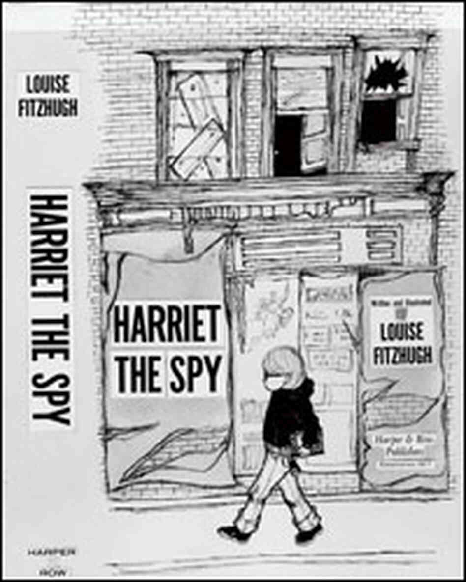 Harriet the Spy, cover art