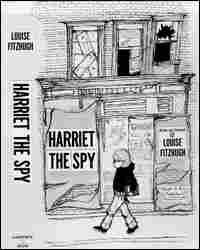 Harriet the Spy, cover art