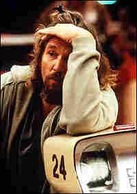 Jeff Bridges as The Dude.