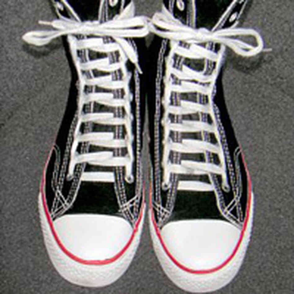 Ways To Lace Shoes Converse