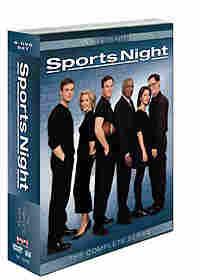Sports Night on DVD