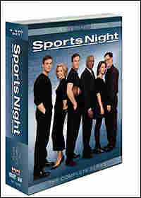 Sports Night box set