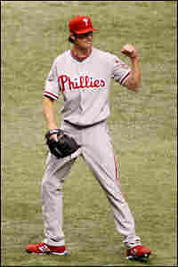 Cole Hamels of the Philadelphia Phillies