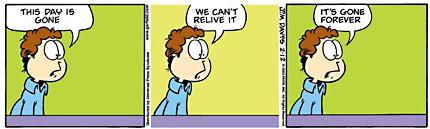 Garfield Minus Garfield What S A Cat Comic Without A Cat Npr